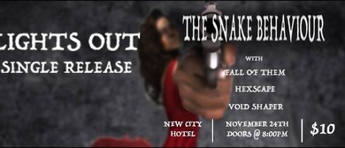 The Snake Behaviour Lights Out Single Release