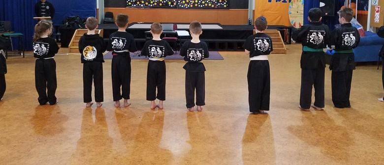 Martial Arts Grading