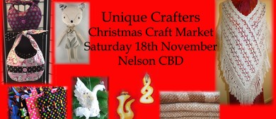 Unique Crafters Christmas Market