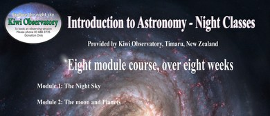 Introduction to Astronomy - Night Class