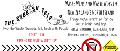 Waste Wins and Waste Woes In New Zealand's North Island