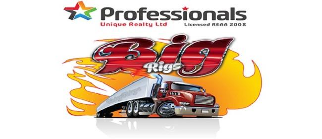 Manawatu Professionals Big Rigs 2018
