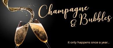 Annual Champagne & Bubbles Evening