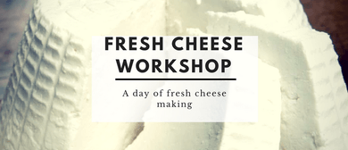 Cheese Workshop With Raw Organic Milk