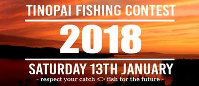 Tinopai Fishing Contest 2018