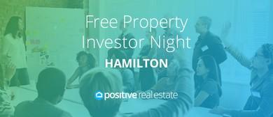 Hamilton Property Investor Night