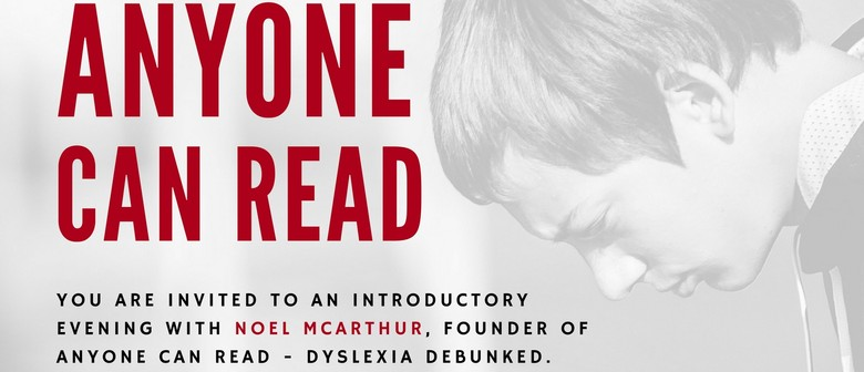Anyone Can Read - Dyslexia Debunked