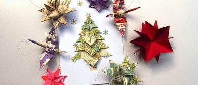 Paper Craft Christmas Cards & Decorations - Evening Workshop
