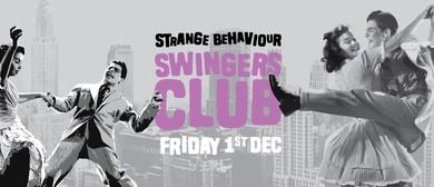 Strange Behaviour: Swingers Club