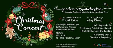 Garden City Orchestra Christmas Concert