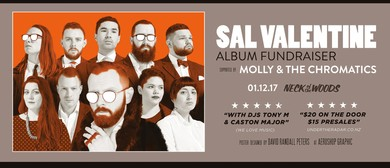 Sal Valentine Album Fundraiser with Molly and The Chromatics