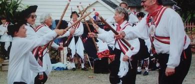 Demonstration of Morris Dancing