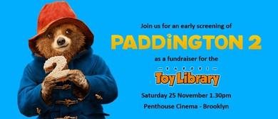 Movie Fundraiser for Karori Community Toy Library