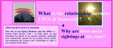 What Is the Relationship Between UFOs & Humanity