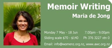 Memoir Writing for Women