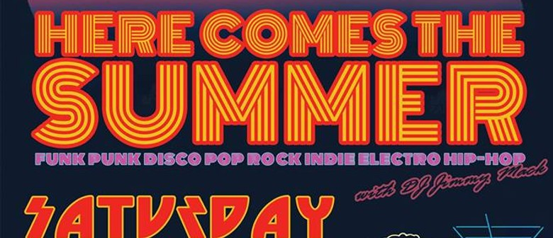 DJ Jimmy Mack - Here Comes the Summer