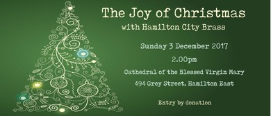 The Joy of Christmas With Hamilton City Brass