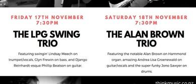 The Alan Brown Trio