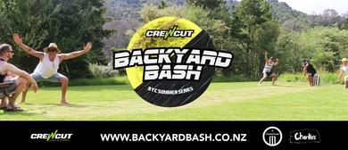 2018 Manawatu Backyard Cricket Championships
