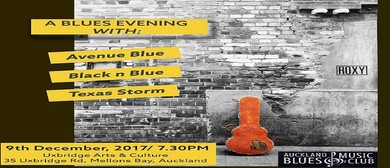 A Blues Evening with Avenue Blue Band