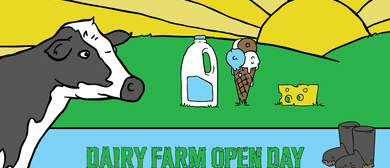 Dairy Farm Open Day 2017