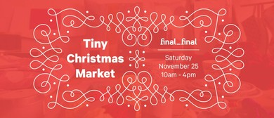 Tiny Christmas Market