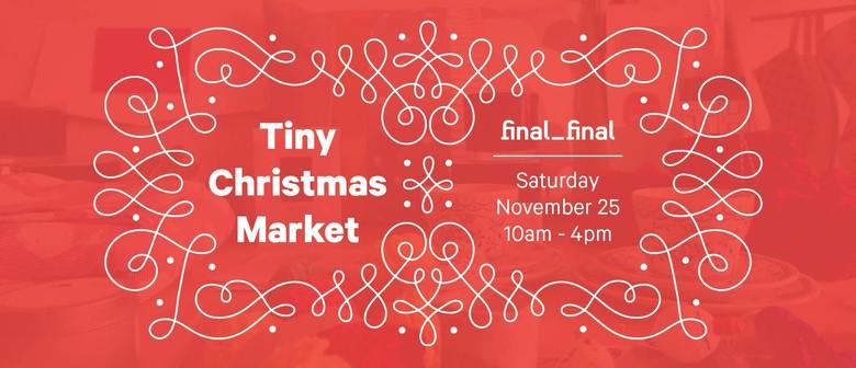 Tiny Christmas Market