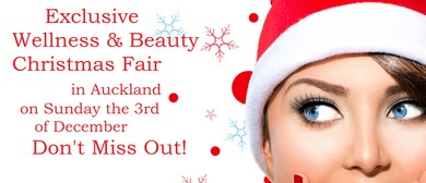 Exclusive Wellness & Beauty Christmas Fair