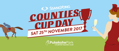 SsangYong Counties Cup Day