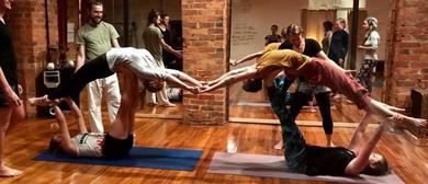 Acro Yoga Jam