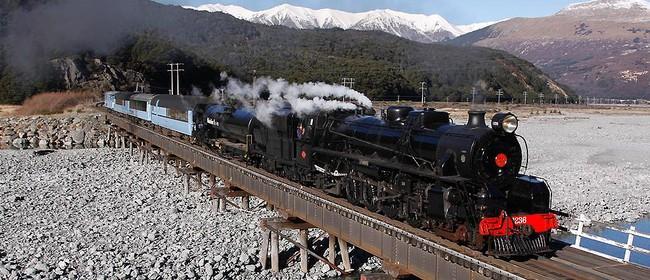 Whanganui Flyer - Steam Train Excursion