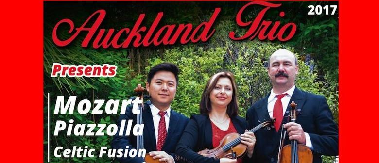 Auckland Trio Festive Season Concert