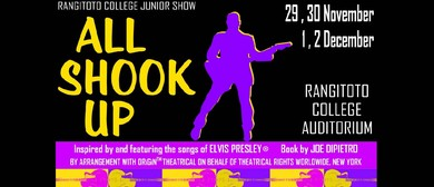 All Shook Up - The Musical