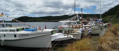 21st Lake Rotoiti Classic & Wooden Boat Parade