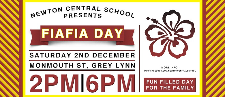 Newton Central School's Fiafia Day 2017