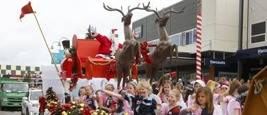 Westgate Santa Parade