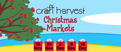 Christmas Craft Harvest Markets