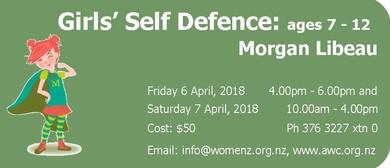 Girls' Self-Defence (7-12 Years)