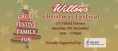 Willows Annual Christmas Festival & Market