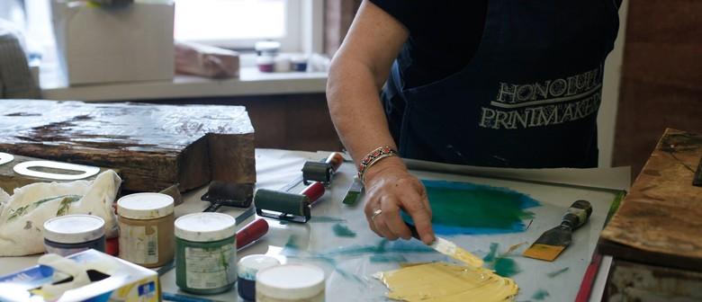The Summer Do: Printmaking