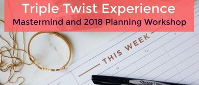 Triple Twist Doing Workshop