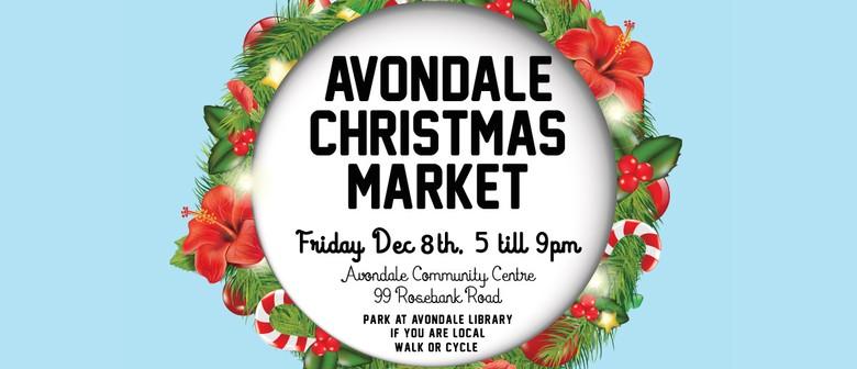 Avondale Christmas Market