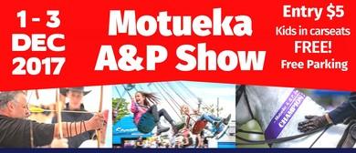 Motueka A&P Show