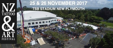 New Zealand Tattoo & Art Festival