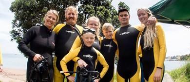 Motutapu Snorkel Day
