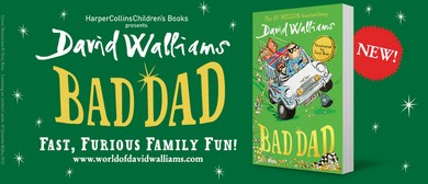 Meet David Walliams!: SOLD OUT