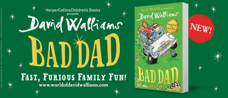 Meet David Walliams!