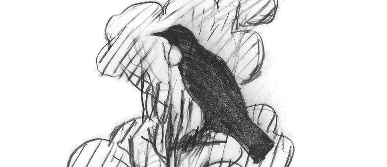 Gary Blackman - Drawings 1973 & 1975