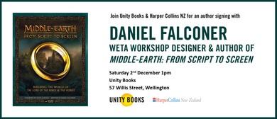 Author Signing: Daniel Falconer