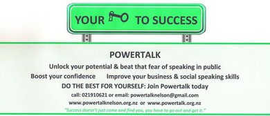 PowerTalk International Nelson-Waimea